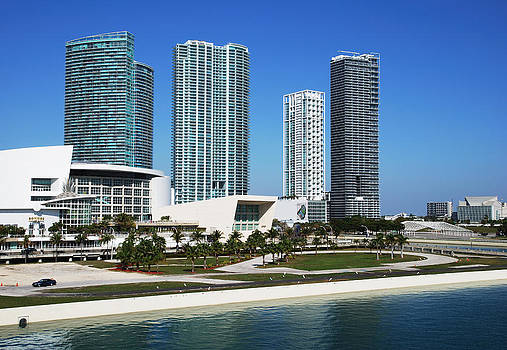 Ramunas Bruzas - Miami Arena