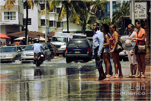 Miami Flood by Shanna Vincent