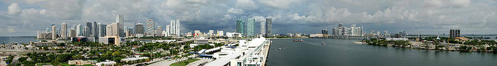 Ramunas Bruzas - Miami Panorama