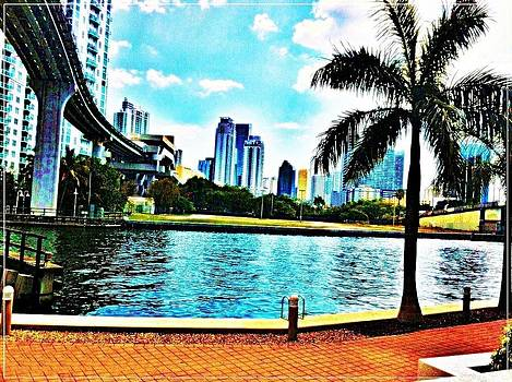 Art by Dance - Miami River