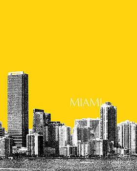 DB Artist - Miami Skyline - Mustard
