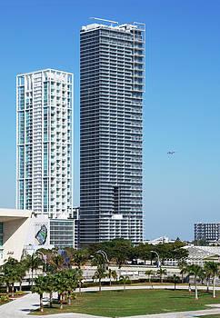 Ramunas Bruzas - Miami Skyscrapers