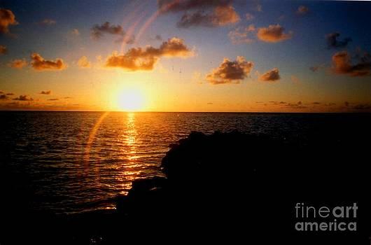 Miami sunrise by Steven Valkenberg