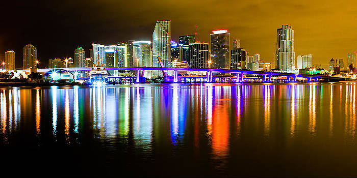 Miami the Magic City by Derek Latta