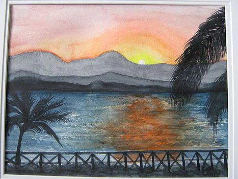 Miamon Bay D.R. by Chip Picott