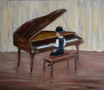 Micha's Song by Bernadette Amedee
