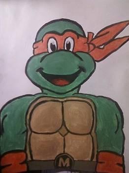 Lee Farley - Michelangelo TMNT