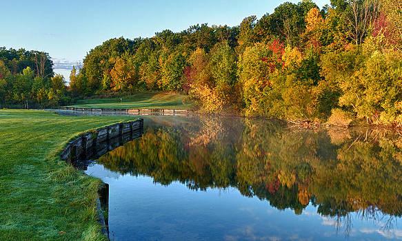 Michigan golf 2 by Gary  Drinkhorn