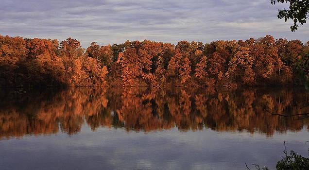 Michigan Red by Mike Lanzetta