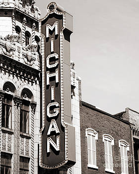 Emily Kelley - Michigan Theater