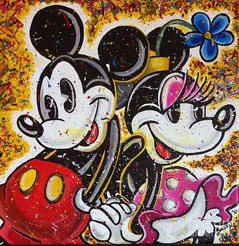 Mickey and Minnie by Susan Cliett