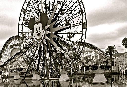 Mickey's Ferris Wheel by Tracey McQuain