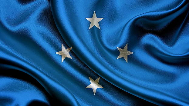 Valdecy RL - Micronesia Flag