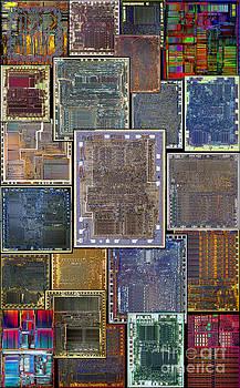 Steve Emery - Microprocessor Montage