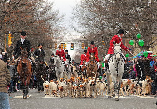 Middleburg Fox Hunt 2013 by Scott Fracasso