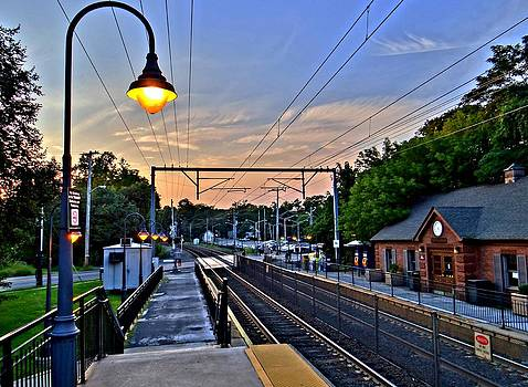 Middletown Station by Gary Ambessi