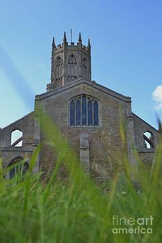 Midevil English Church by Stephanie Guinn