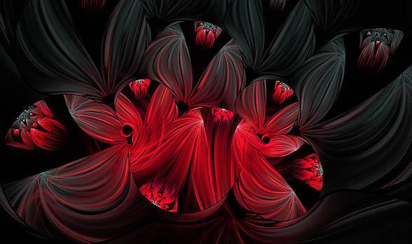 Lea Wiggins - Midnight Blooms