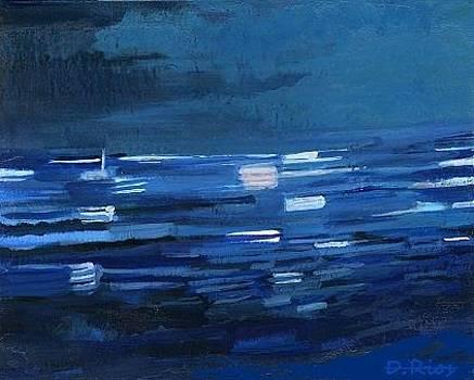 Midnight Light by Doris Rios