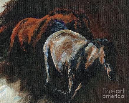 Midnight Run by Frances Marino