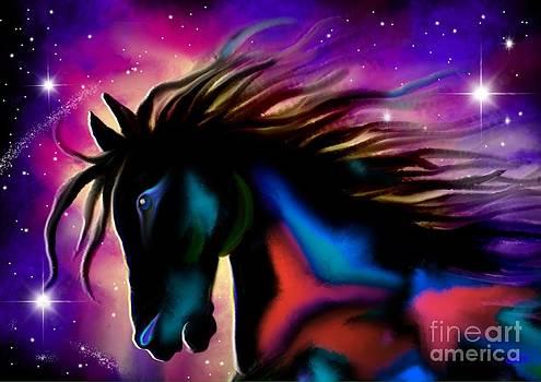 Nick Gustafson - Midnight Stallion