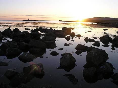 Midnight Sun by Olaf Christian