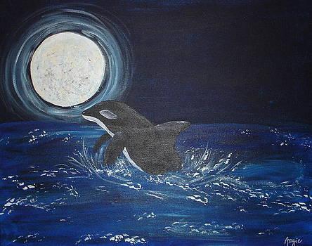 Midnight Swim by Angie Butler