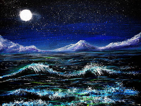 Midnight Waters by Ann Marie Bone