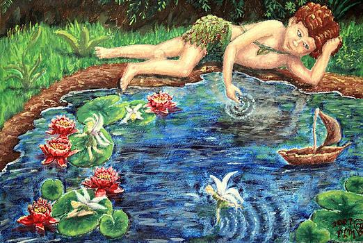 Midsummer Daydream by Dawna Morton