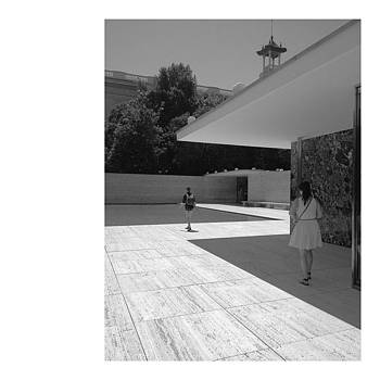 #mies #barcelonapavilion by Angelica Chico