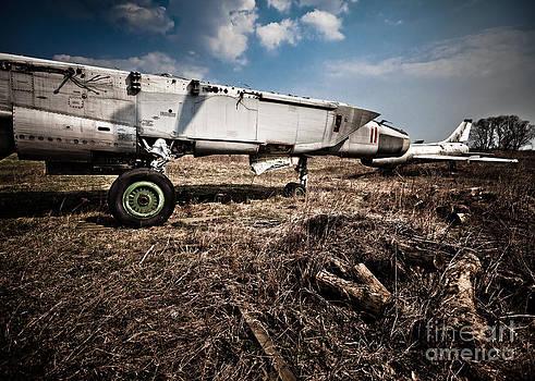 MiG 25 by Rastislav Margus