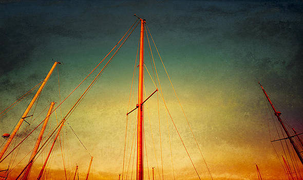 Mighty Masts by Eleanor Ivins