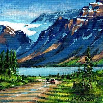 Christine Karron - Mighty Rocky Mountains