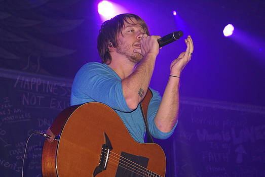 Mike Donehey of Tenth Avenue North by Karen Puckett