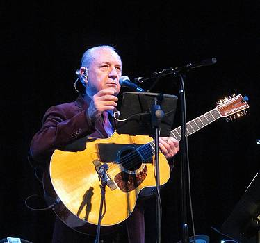 Mike Nesmith in Concert at Town Hall by Melinda Saminski