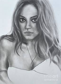 Mila Kunis by Michael Durocher