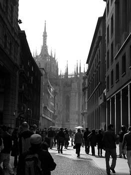 Milan by Arylana Art