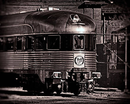 Bill Swartwout Fine Art Photography - Mile One Express Black and White