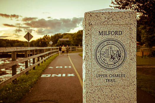 Milford MA by James Wellman
