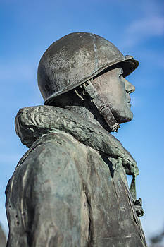 Military Soldier by Jon Cody