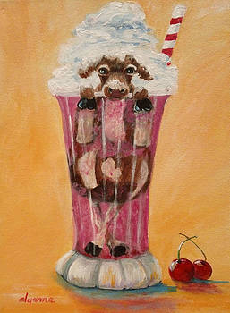 Milk Shake by Dyanne Parker