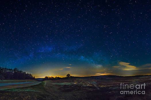 Milkway_N2029 by Chuck Smith