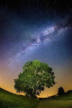Milky Way by Bjoern Kindler