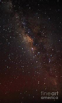 Milky Way by Jeff Sommerfield