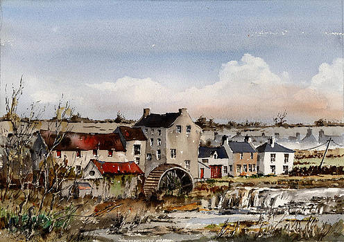 Val Byrne - Mill at Bruree  Limerick