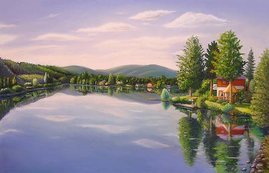Mill Pond by Bruce MacBride