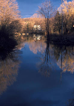 Mill Pond by Jim Cotton