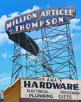 Million Article Thompson Two by Michael Ward