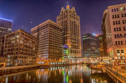 Milwaukee HDR by Todd Heckert