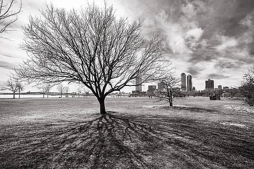 Milwaukee lakefront by Lidia Sharapova